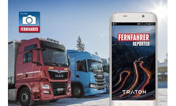 FERNFAHRER Reporter App