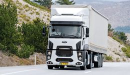 Fahrbericht ITOY Ford Otosan Euro 6 Cargo