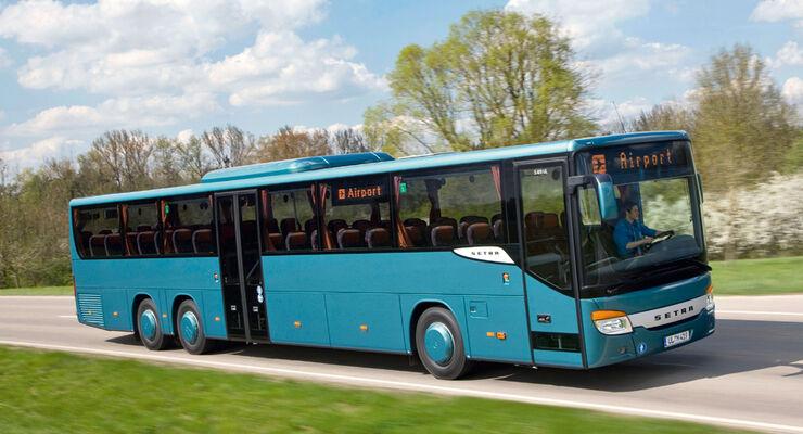 Fahrbericht, Setra, S 419 UL, Bus, Reisebus