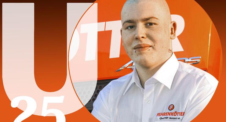 Fahrer U25, Mike Raßbach