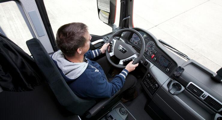Fahrerhaus Vergleichstest