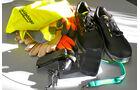 Fahrermangel in Südbaden,  topmodernes Handy, Schuhe, wohlfühlen