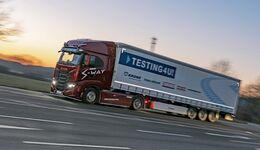 Fahrertest Iveco S-Way 480