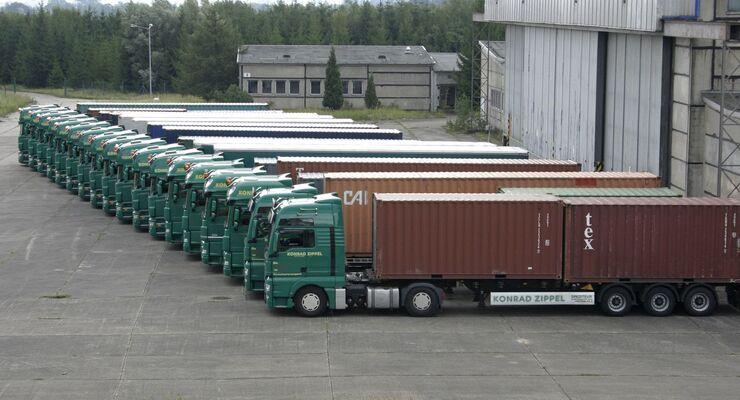 Fair Truck App ebi z-liner
