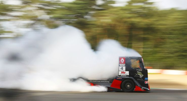 Faszination Truck Race