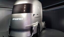 Ford F-Vision Lkw-Studie