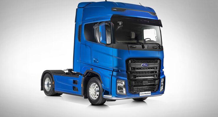 Ford Otosan Cargo 2018 IAA Nutzfahrzeuge Zugmaschine Sattelzugmaschine