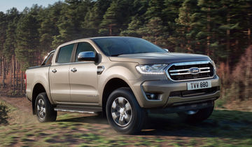 Ford Ranger Limited (2019)