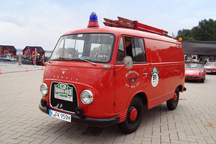 Ford Taunus Transit FK 1250
