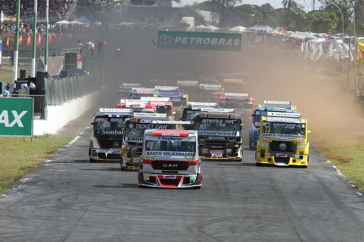Formula Truck Brasilia
