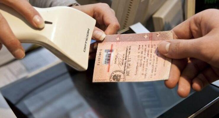 Führerschein über Barcode prüfen