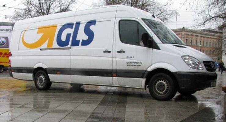 GLS ist Freund der Zollbehörden