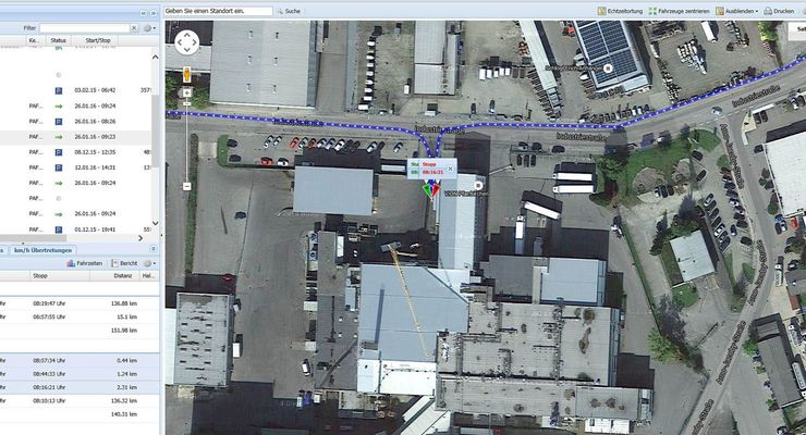 GPS Portal