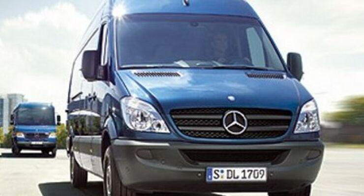 Gebrauchtwagen-Center von Mercedes eröffnet
