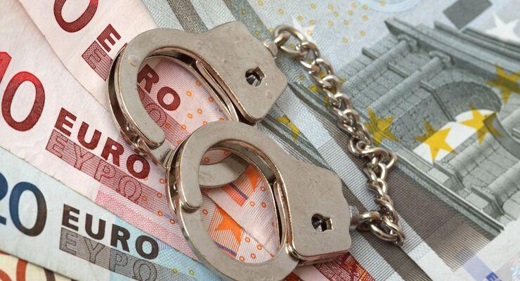 Geldstrafe