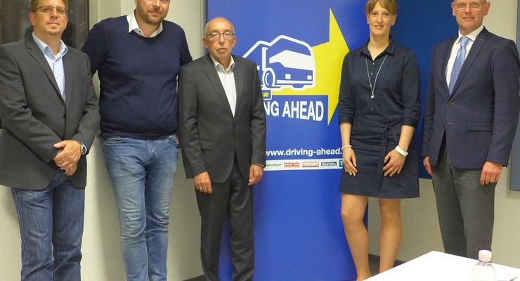 Goodyear, Driving Ahead, urbane, Lieferlogisitik, KEP, letzte, Meile