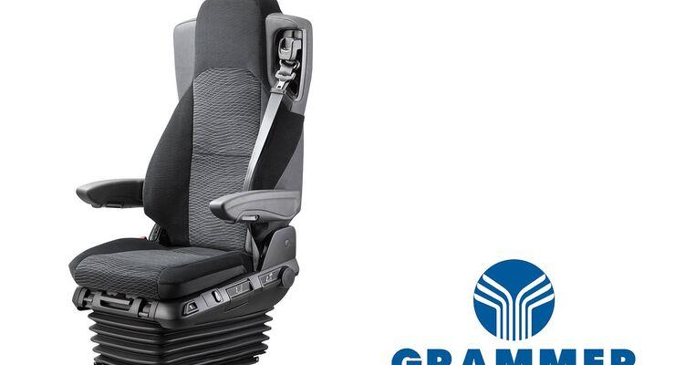 Grammer, Sitz