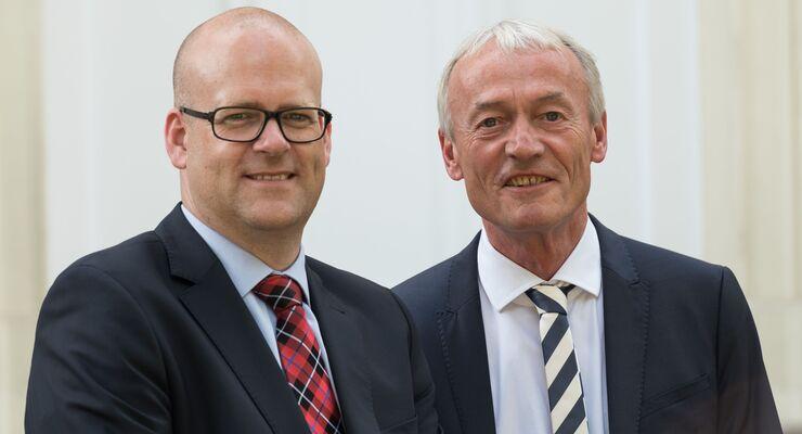 Greiwing, Geschäftsführung, Klaus Beckonert, Matthias Gehrigk