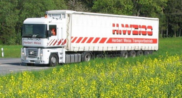 Grüne Logistik ist möglich