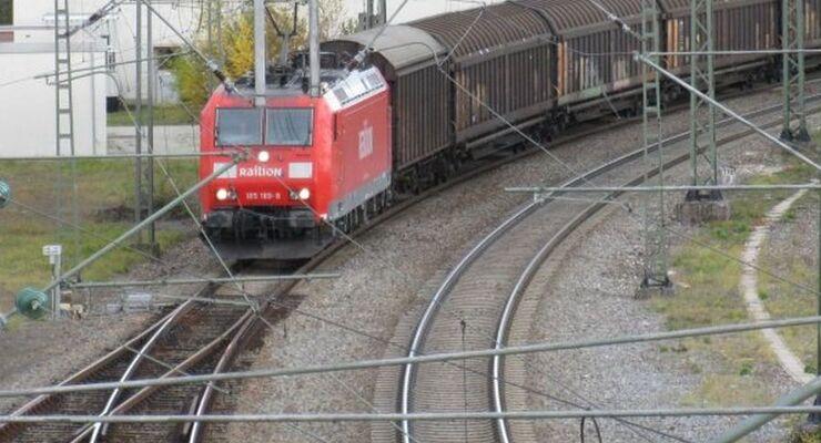 Güterzug, Railion