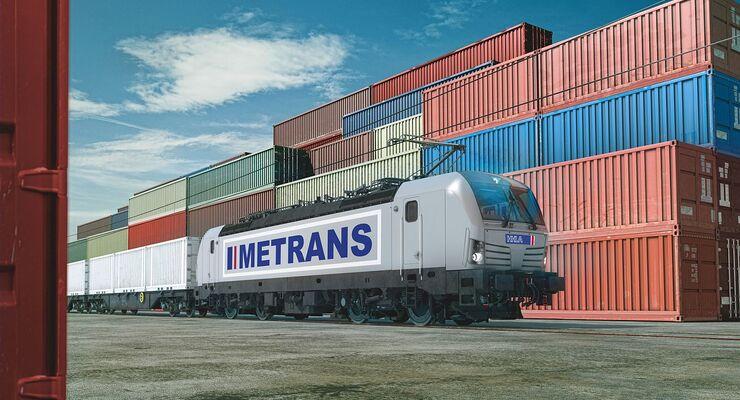 HHLA-Bahntochter Metrans
