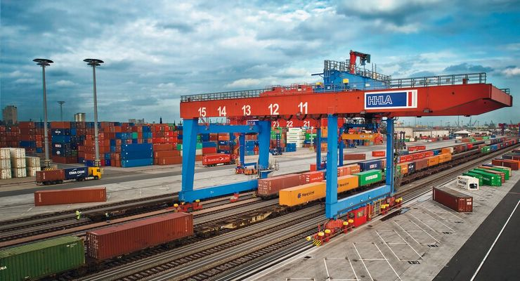 HHLA, Container