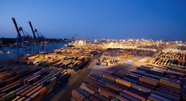 Hamburger Hafen: Minus im Chinageschäft