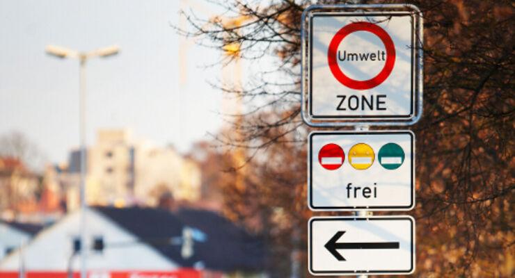 Hannover verschärft Umweltzone