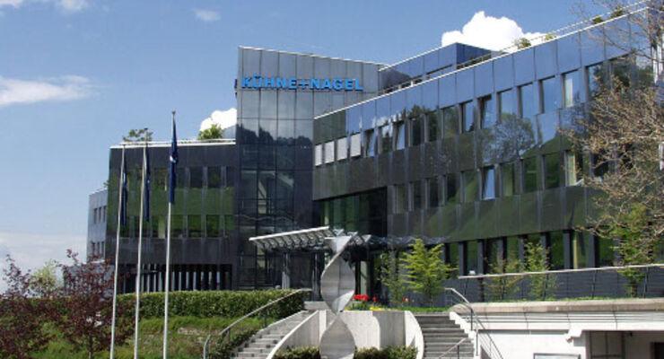 Hauptsitz von KN in Schindeleggi