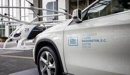 Headquarter (HQ) Opening Lab1886 Atlanta, GA: car2go und Volocopter sind zwei Projekte der Innovationsschmiede