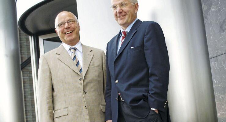 Heinz und Hugo Fiege