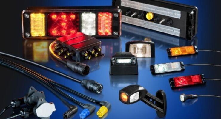 Hella zeigt modulare Trailer-Leuchte
