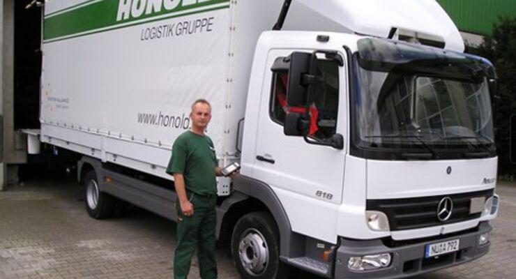Honold Logistik will deutlich wachsen