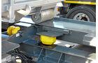 Hüffermann , Ladungssicherungssystem, Zentrier-Fix-Stahlpilz