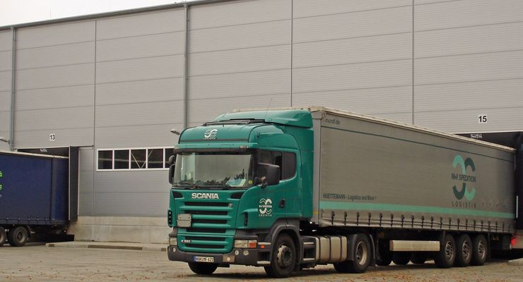Huettemann Logistik
