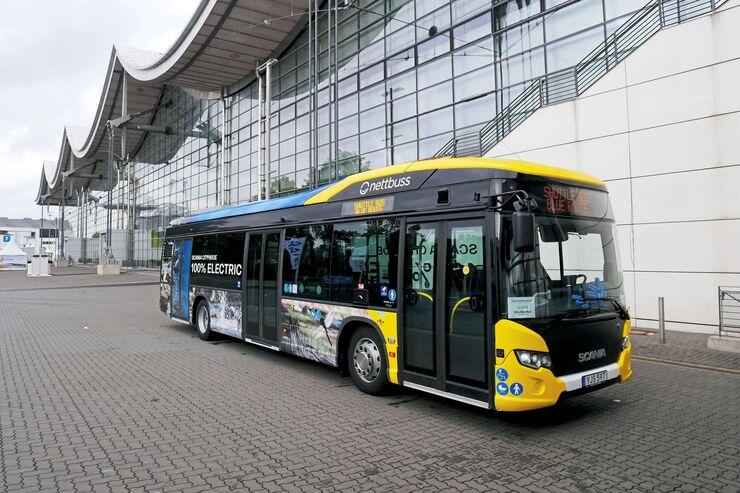 IAA 2018 Busse
