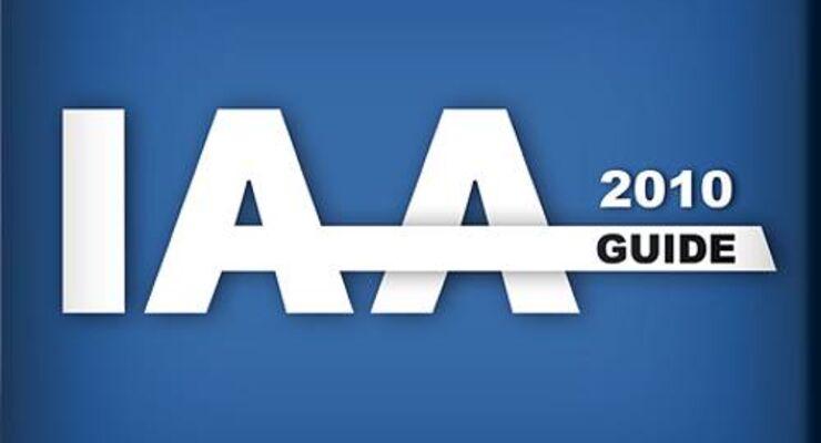 IAA-Guide App 2010