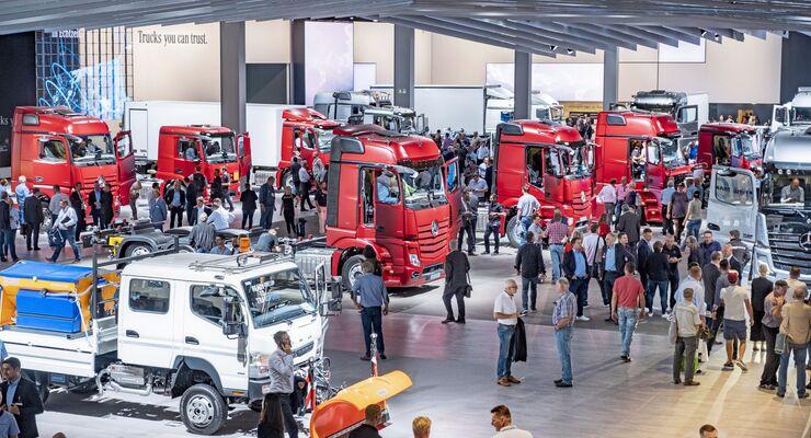 IAA Nutzfahrzeuge 2018 Hannover