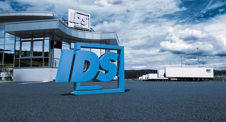 IDS-Zentralhub in Neuenstein