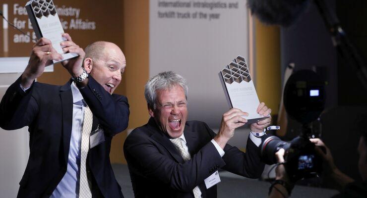 IFOY Award, Preisverleihung, Start-ups, Gewinner