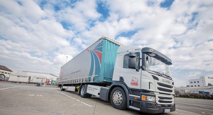Ihro CNG-Scania