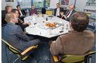 Interview, Redaktionsgespräch, UTA, Union Tank Eckstein, Lanfermann, Otte