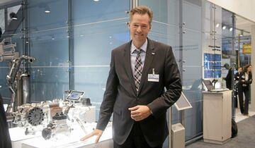 Interview mit Bereichsvorstand Bosch Diesel Systems