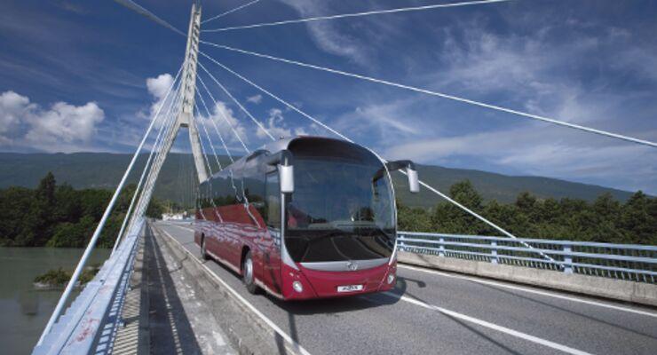 Irisbus Iveco zieht Bilanz