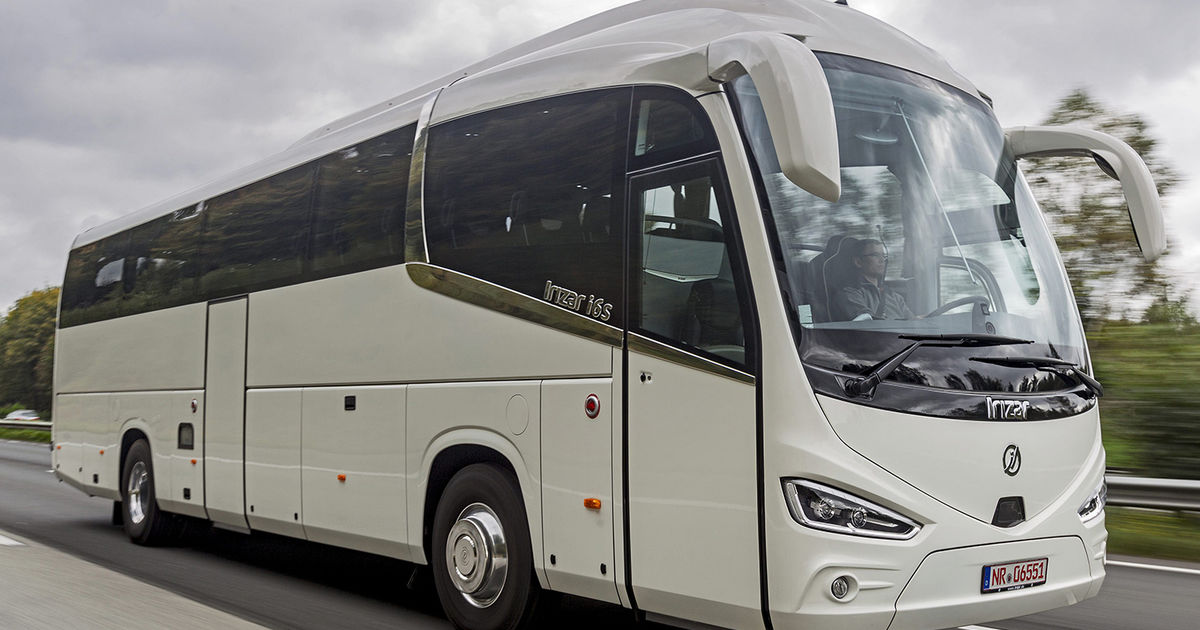 irizar i6s tests eurotransport. Black Bedroom Furniture Sets. Home Design Ideas