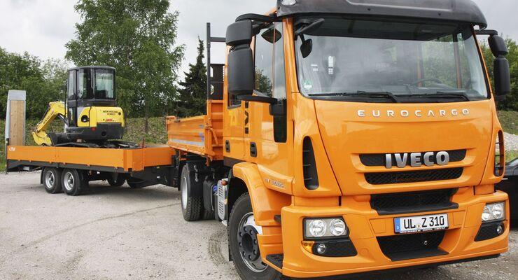 Iveco Eurocargo 120 E25 EEV