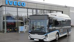 Iveco Heuliez Electric Elektrobus MidE Bus 2021