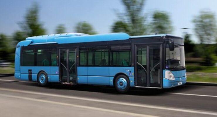 Iveco Irisbus stellt Hybridstadtbus vor