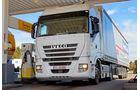 Iveco Stralis AS440S46, Tankstelle, Teststrecke