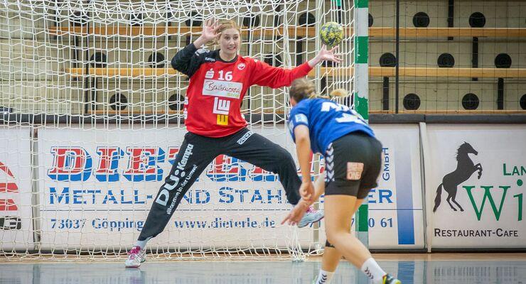 Jessica Jochims Handball Frisch Auf Göppingen